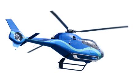 Чартер и аренда вертолета