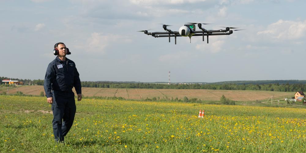 В России началась разработка нового беспилотного симбиоза вертолета и самолета