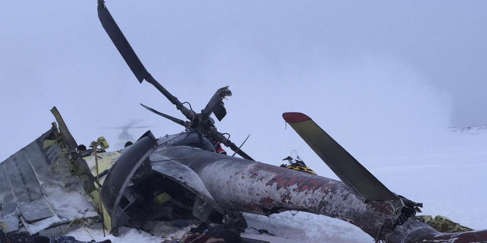 В Венесуэле обнаружен пропавший вертолет Ми-17