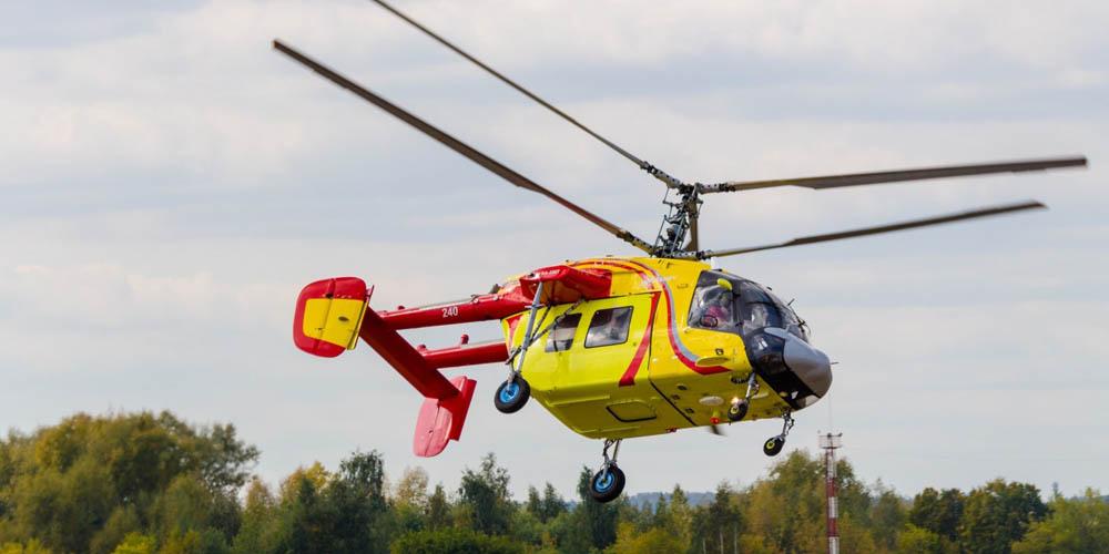 Российские вертолеты оснастят стойкими к авариям топливными баками