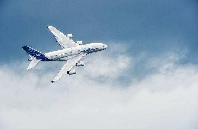 Авиастроитель решил снизить темпы производства самолетов А380
