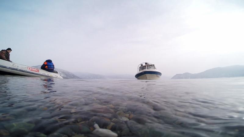 Спасатели на Телецком озере обнаружили обломки вертолета