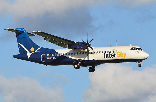 «SAS» арендует 4 самолета «ATR-72/600» оператора «Regional Jet OÜ»