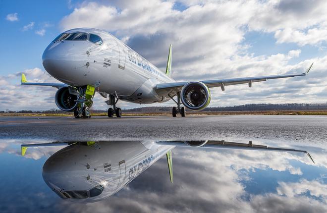 Bombardier увеличил темпы поставок коммерческих самолетов в 2016 году