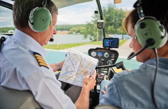 АУЦ «Хелипорт Истра» возобновил подготовку пилотов