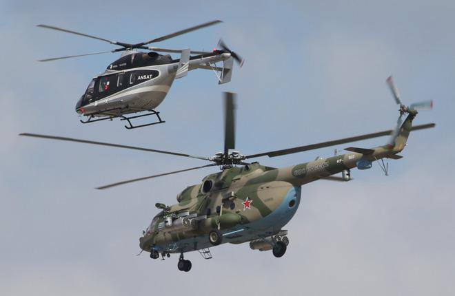 «РФПИ» приобрел долю в холдинге «Вертолеты России»