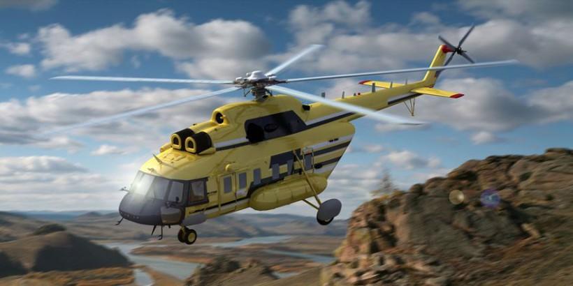 Запущен в производство многоцелевой вертолет «Ми-171А2»