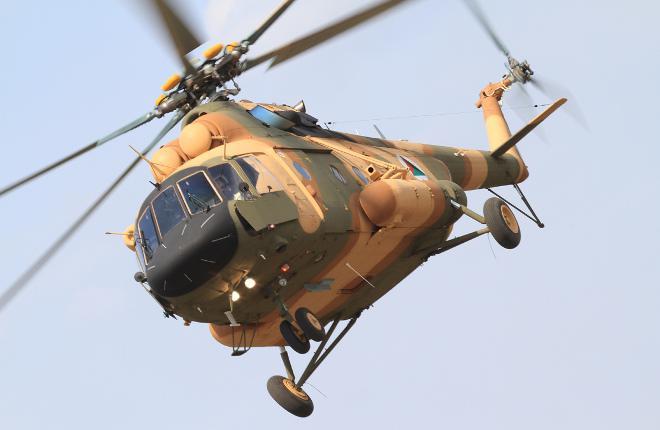 Авиапредприятие «Вертолеты России» тестирует новую схему ППО