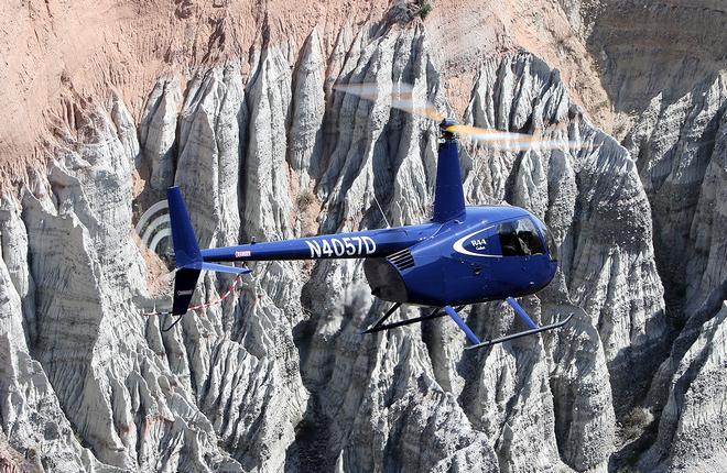 Honeywell прогнозирует снижение спроса на вертолеты