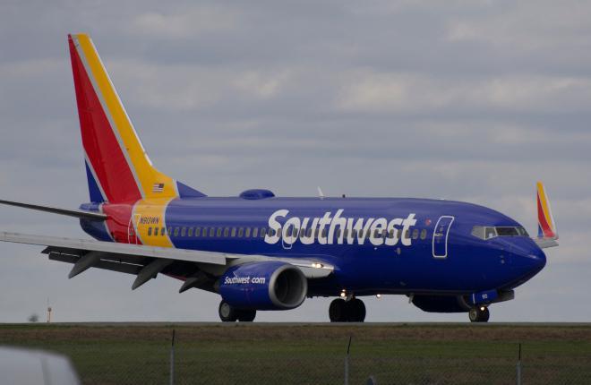 Бюджетные авиакомпании из США снизили расходы на ТОиР