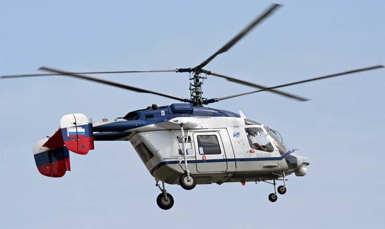 Россия поставит Индии 200 вертолетов Ка-226Т