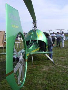 Лети, Dynali, лети!.. История о том, как поклонники полетов на вертолетах открыли свой авиаклуб